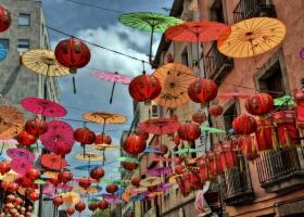 Mexiko-Stadt: Sieht irgendwie chinesisch aus (Chinesisches Viertel)