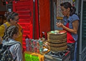 Mexiko-Stadt: Süßes im Chinesischen Viertel