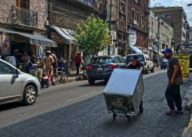 Mexiko-Stadt: mittendrin