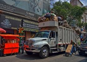 Da geht noch was –Müllabfuhr in Mexiko