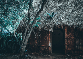 Chitchen-Itza_Maya-Hütte_1.1