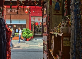 Chinesisches Viertel