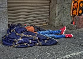 Mexiko-Stadt: Gestrandete