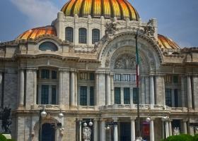 Mexiko-Stadt: Ein Palast nur für die Kunst