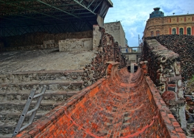 Mexiko-Stadt:Rekonstruierte Kanalisation