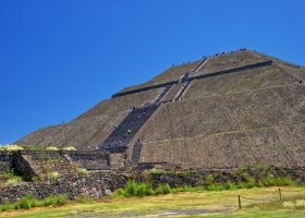Teothihuacan: Sonnenpyramide