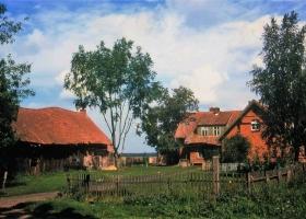 Auf dem Land in Gutenfeld (Lugovoe)