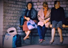 Bushaltestelle-