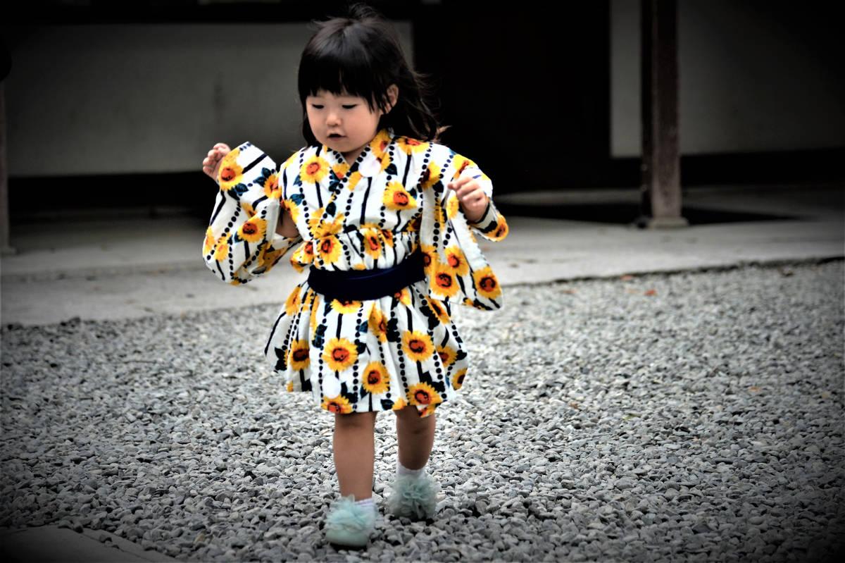 Mädchen in Japan, Fotografie von Andreas Bromba