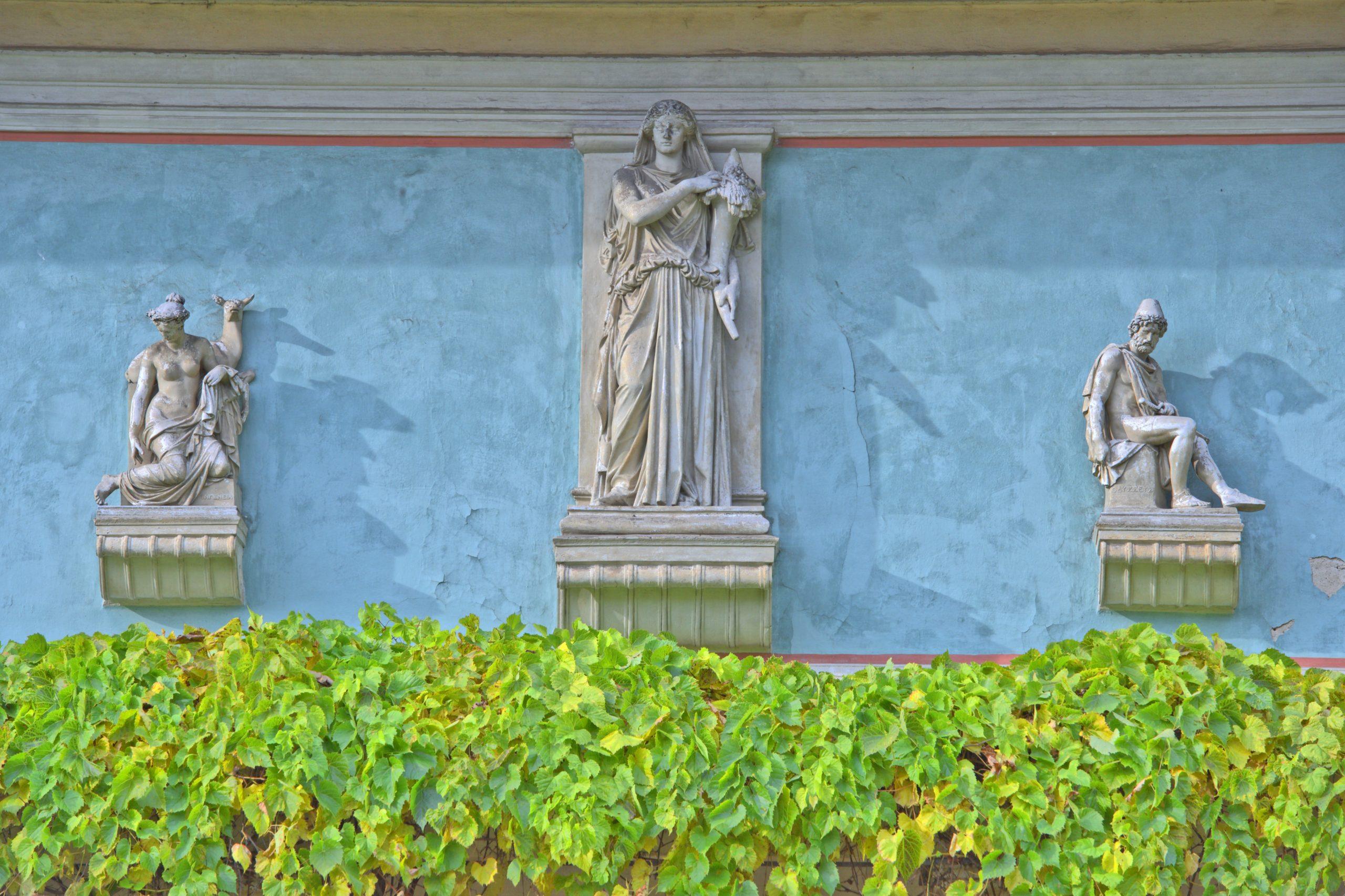 Schloss Glienicke; Foto: Andreas Bromba
